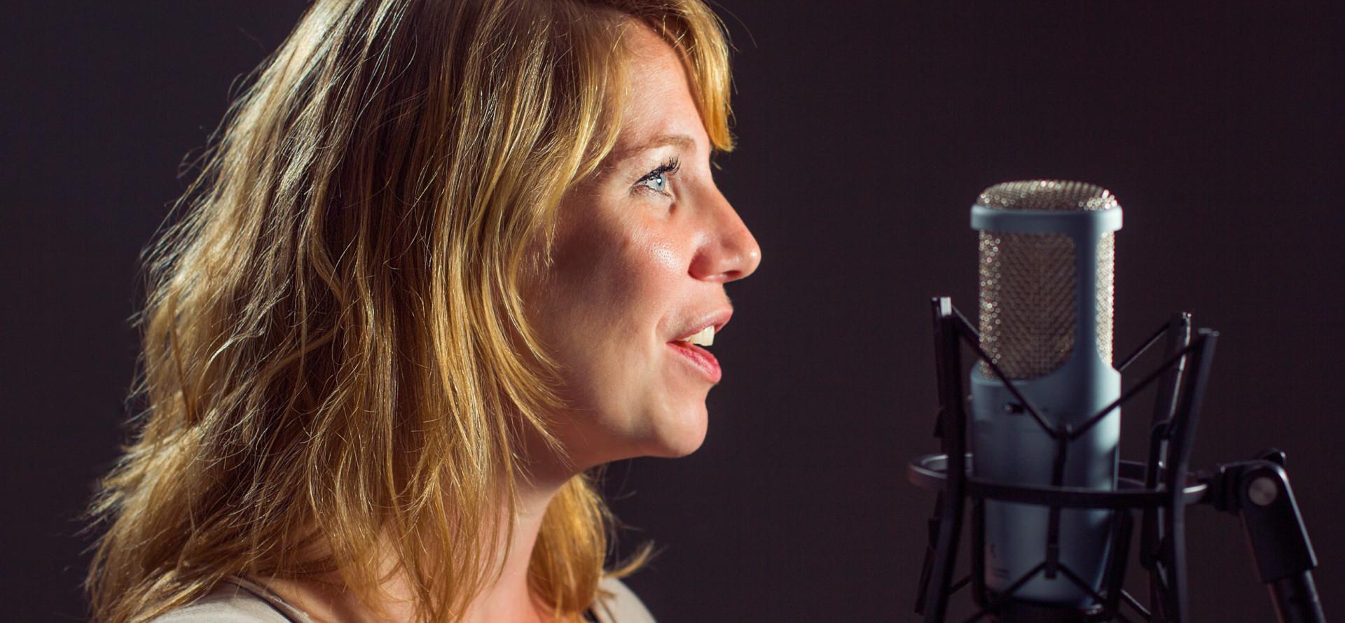 Maaike Bouma - voice-overs
